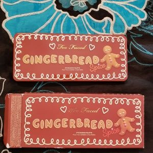 ❌❌Sold❌❌Too faced gingerbread eyeshadow palette